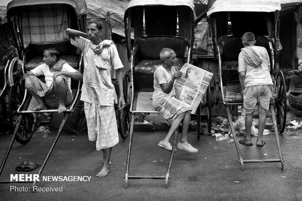 آخرین نسل درشکه های هندی