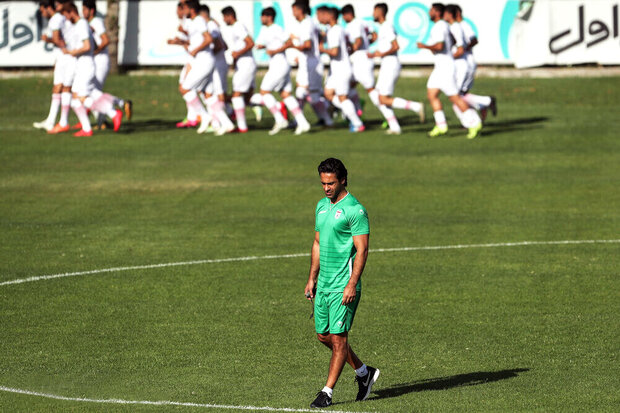 Iran U23 football team's future uncertain