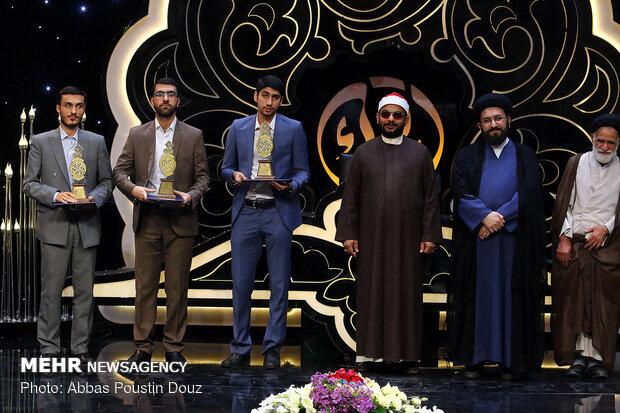 برگزیدگان مسابقات ملی قرآن کریم در بخش کتابت و حفظ کل معرفی شدند