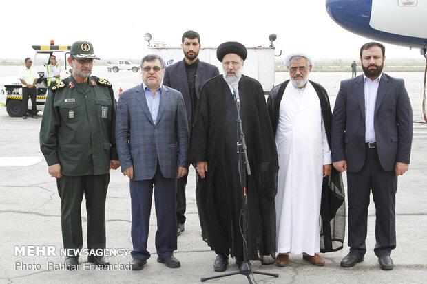 Judiciary chief visits Hormozgan prov.