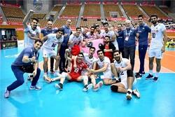 تیم ملی والیبال ایران بدون پزشک شد