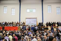 مازندران کے لفور علاقہ میں 76 شہداء کی یاد میں تقریب منعقد