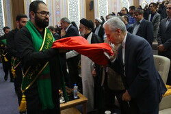 اختتامیه جشنواره قرآن و عترت دانشجویان کشور در قم