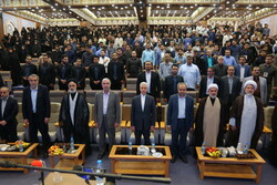 34th university students Quran contest in Qom