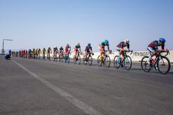 مرحله پایانی تور دوچرخهسواری ایران- آذربایجان استارت خورد