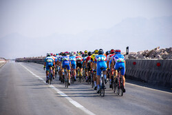 Third stage of 34th edition of Cycling Tour of Iran