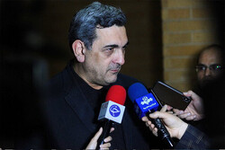 Tehran's mayor confers on fight against coronavirus with counterpart from Vienna