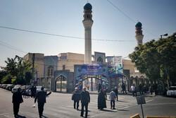 افتتاح نمایشگاه توانمندیهای تولیدات ملی درمصلای امام خمینی تبریز