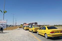 تردد بیش از ۳۷۸ هزار تردد در محورهای مواصلاتی استان ایلام