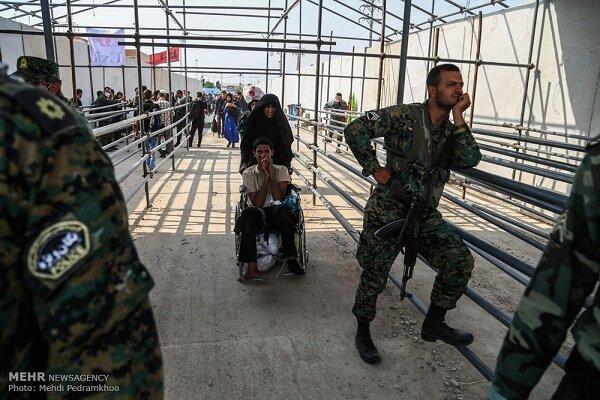 Shalamcheh border open to Arba'een pilgrims: official