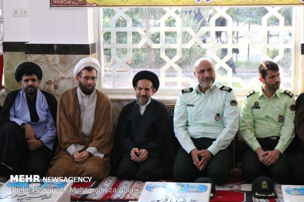 یادواره شهدای نیروی انتظامی آستانه اشرفیه