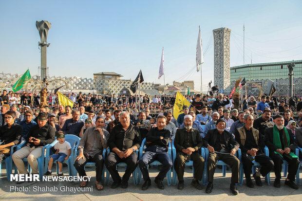 اجتماع عزاداران حسینی هیئتهای مذهبی افغانستانی