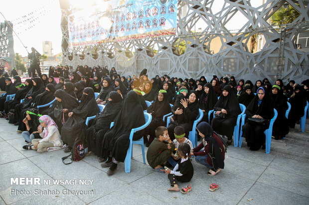 Afghan Arbaeen pilgrims get together in Tehran