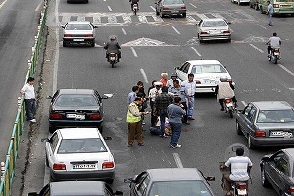 آمار۱۳۱ نفر تلفات جاده ای در ۷ماهه نخست سال