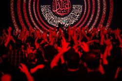 ریحانۃ الحسین انجمن کی طرف سے حضرت رقیہ کی شہادت کی مناسبت سے عزاداری