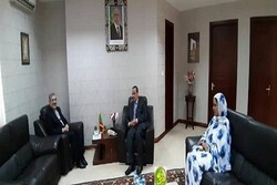 ​​​​​​​Iran, Mauritania review bilateral ties