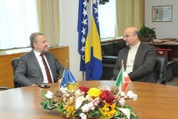 Iran, Bosnia stress expansion of bilateral coop.