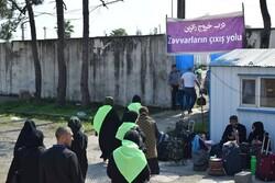 ورود ۱۵۰۰ زائر خارجی اربعین حسینی به مرز آستارا