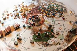 بازیهای فکری رومیزی میان بازیهای رنگارنگ موبایلی گُم شدهاند
