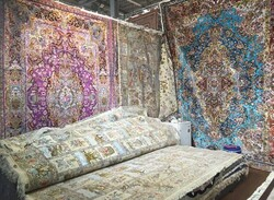 صادرات فرش تبریز یک درصد کاهش پیدا کرد