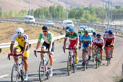 سی و چهارمین دوره تور دوچرخه سواری بین المللی ایران - آذربایجان