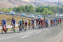 34th edition of Cycling Tour of Iran
