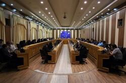 حاشیه نگاری جلسه ای برای بهبود جامعه در استان فارس