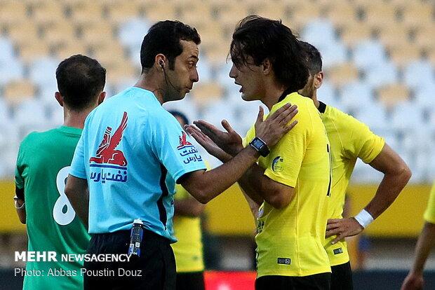 زمان دیدار تیم های فوتبال سپاهان و پیکان در جام حذفی تغییر کرد