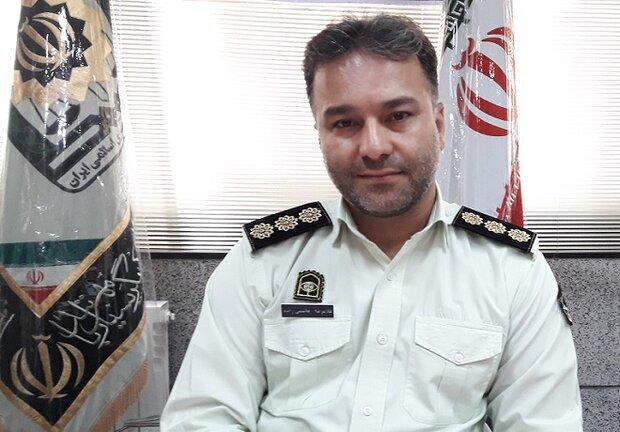 ۷۹ کیلوگرم مواد مخدر در بازرسی از پژو پارس در اردستان کشف شد
