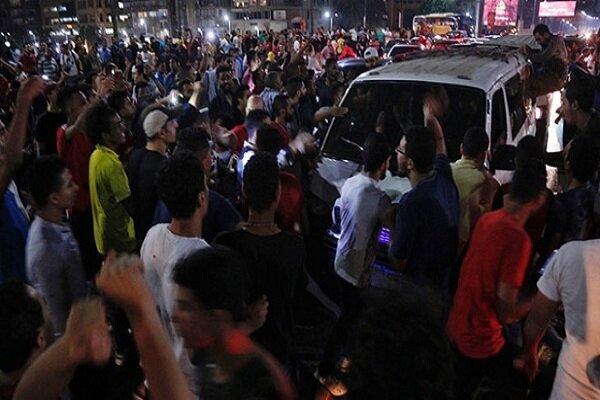 ملت مصر اجازه تکرار سناریوی آشوب را در کشور نخواهد داد