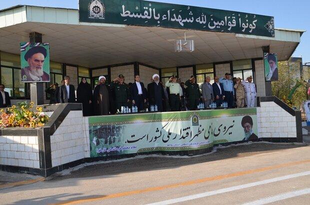 امنیت در استان بوشهر مطلوب است