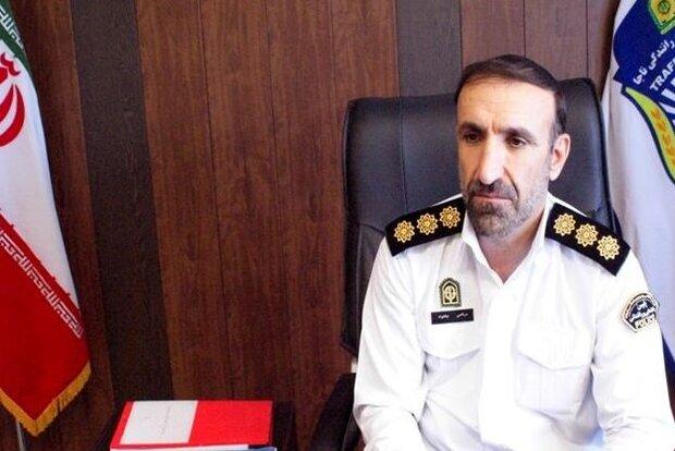 انتقاد رئیس پلیس راهور از شهرداری خرمآباد