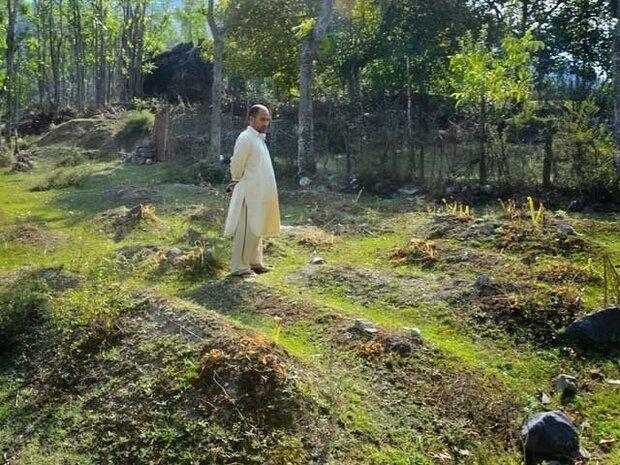 کشمیر میں 2700 اجتماعی قبروں کا انکشاف