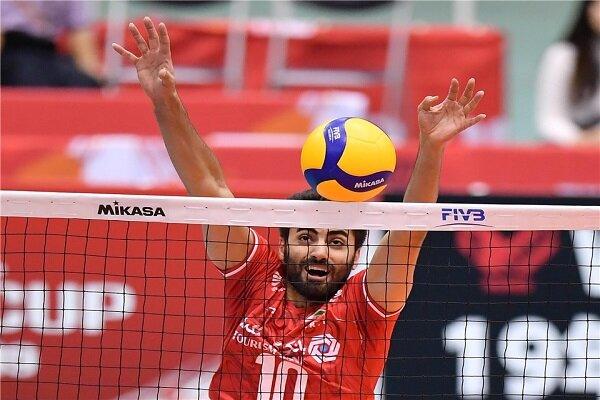 Bursa'nın İranlı voleybolcusunun korona testi negatif çıktı