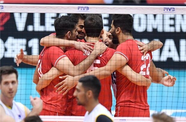 Iran defeats Australia 3-1 in 2019 FIVB World Cup