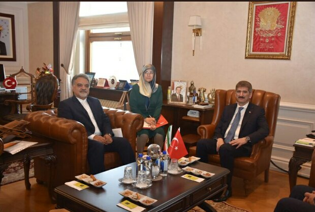 Iran, Turkey having great coop. on organized crimes: envoy