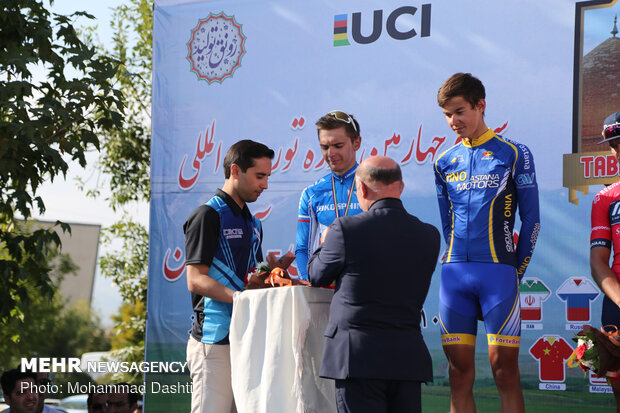 34th edition of Iran-Azerbaijan Intl. Cycling Tour (2)