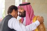 «عمران خان» وارد عربستان شد
