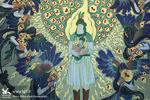 رونمایی از تابلوی عاشورایی «رستاخیز زیبایی»