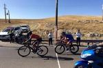 مسابقات دوچرخه سواری قهرمانی کشور به خاطر وضعیت قرمز کرونا لغو شد