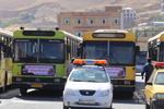 ۲۵۰۰ اتوبوس در خاک عراق مستقر شدند/مهران پرتردد ترین مرز