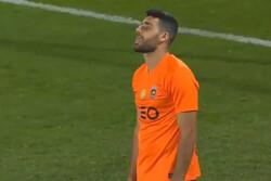 Portekiz Ligi'nde İranlı futbolcudan muhteşem gol!