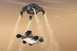 سیستم جداسازی کاوشگر مریخ۲۰۲۰ آزمایش شد