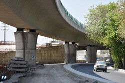 مقاوم سازی ۳ تقاطع غیرهمسطح پایتخت تا پایان سال
