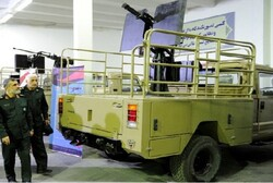 Iran observing a turning point in military equipment production