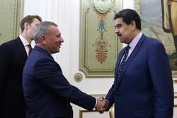 روسیه: به حمایت از «مادورو» ادامه میدهیم