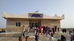 ساخت مدرسه شش کلاسه در محرومترین نقطه کشور