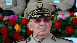 Lieutenant General Ahmed Gaïd Salah