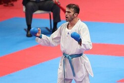 Iran wins bronze medal at Karate 1-Premier League in Russia