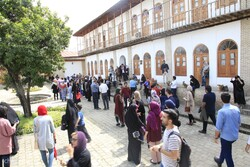 Visits to Golestan tourist attractions at 15.7m in H1
